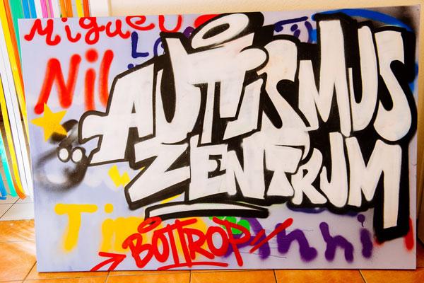 Hier sehen Sie eine Schleife. Autismuszentrum bottrop Ruhrgebiet Ihr Ansprechpartner für Autismus-Spektrum-Störung_ASS.